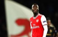 'Bom xịt' phàn nàn về Arsenal, huyền thoại nói 3 từ xác đáng