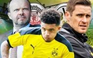 Dortmund thêm một lần định đoạt tương lai Jadon Sancho