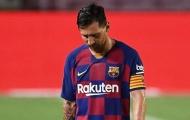 'Messi là giấc mơ dành cho Man City'