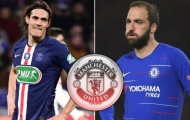'Thương vụ Cavani có khi lại giống với Higuain ở Chelsea'