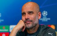 Pep Guardiola: 'Tôi chỉ có thể tự trách chính mình...'