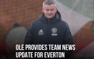 XONG! Lực lượng Man Utd đấu Everton: 2 cái tên trở lại, 3 OUT