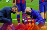 CHÍNH THỨC! Barcelona báo tin cực sốc, rõ tình trạng của Ansu Fati