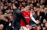 Mesut Ozil chốt xong tương lai ở Arsenal, chờ bến đỗ mới