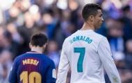 XONG! Rõ khả năng Messi đối đầu Ronaldo ở trận đấu tới