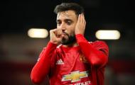 Bruno Fernandes thừa nhận chưa hạnh phúc tại Man Utd