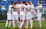 CHOÁNG! AC Milan ghi bàn thắng nhanh nhất lịch sử Serie A