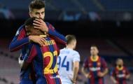 Pique: 'Barcelona đang trải qua một giai đoạn rất khó khăn'
