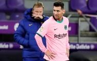 Barca dậy sóng, Messi lần thứ 2 cãi vã với ngôi sao lớn của đội