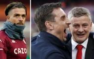 Jack Grealish đồng ý với phía Man Utd về vấn đề quan trọng