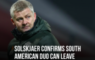 XONG! Solskjaer xác nhận, 2 cái tên rời Man Utd ngay tức thì
