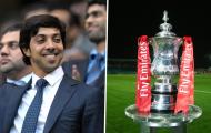 Ông chủ Manchester City dùng tiền mua danh hiệu