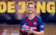 Frenkie de Jong: 'Trong đầu tôi đã nghĩ tới việc gia nhập Arsenal'