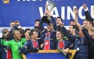 Tới PSG 11 ngày, Mauricio Pochettino đã đoạt ngay danh hiệu đầu tiên