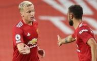 Van de Beek đứng trước bước ngoặt lớn ở Man Utd