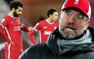 Jurgen Klopp cay đắng: 'Liverpool đã thua trận đấu không thể thua'