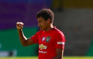 1 trong 2 cái tên bị loại khỏi trận gặp Liverpool sắp rời M.U
