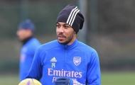 XONG! Đội hình Arsenal đấu Southampton: 4 cái tên OUT, cú sốc Aubameyang
