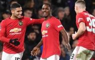 XONG! 'Nạn nhân của Cavani' xác nhận chia tay Man Utd