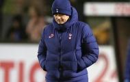 Jose Mourinho: 'Sự tự tin của chúng tôi đã vỡ vụn'