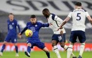 10 thống kê Spurs 0-1 Chelsea: Tệ hại Mourinho, xuất hiện 'thánh 11m'