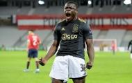 'Lukaku 2.0' mơ về việc khoác áo Man Utd