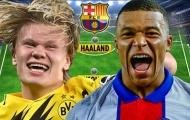 Có Haaland và Mbappe, đội hình Barcelona khủng thế nào mùa tới?