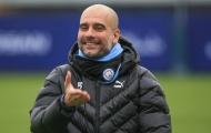 Man City đại thắng, Pep Guardiola đạt thành tích quá khủng