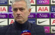 Jose Mourinho: 'Có thể tất cả nghĩ tôi bị điên!'