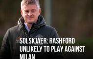 XONG! Đội hình M.U đấu AC Milan: Cú sốc lớn, 7 cái tên OUT