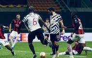 10 thống kê AC Milan 0-1 M.U: Đáng nể Maguire; Khó tin Henderson