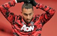 Man Utd ra quyết định 'tàn nhẫn' với Alex Telles