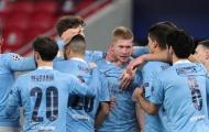 'Man City là ứng cử viên hàng đầu vô địch Champions League'