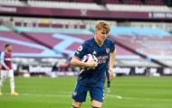 Arsenal sắp 'đổ nợ' vì Martin Odegaard