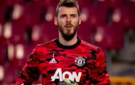 Rõ lý do De Gea thay Henderson trở lại bắt chính cho M.U