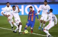 Chấm điểm Real Madrid trận El Clasico: Canh bạc mạo hiểm!