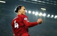 Đề xuất quá khủng, Liverpool muốn giữ Van Dijk đến hết sự nghiệp