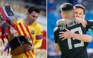 Messi hoàn tất HĐ mới, Barca đón luôn tân binh cực chất