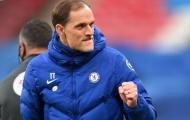 Chelsea xây chắc Top 4, HLV Tuchel lập kỷ lục đáng nể