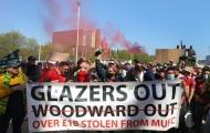 Nhà Glazers định giá bán đứt Man Utd