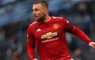 Man Utd ký với Luke Shaw HĐ mới, mức lương khổng lồ