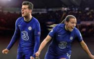 Chelsea chuẩn bị đá... 2 trận chung kết Champions League