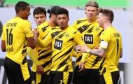 CHÍNH THỨC! Jadon Sancho rực sáng, Bundesliga đón nhà vô địch