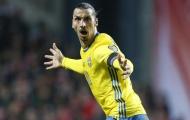 CHÍNH THỨC! Zlatan Ibrahimovic lỡ hẹn với EURO 2020