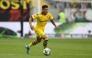 Man Utd đạt thỏa thuận cá nhân với Jadon Sancho