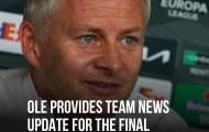 Solskjaer cập nhật đội hình M.U, rõ khả năng Maguire ra sân