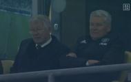 Sir Alex phản ứng thế nào khi Man Utd thua trận?