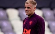'Rời M.U, Van de Beek hoàn hảo ở đội bóng đó'
