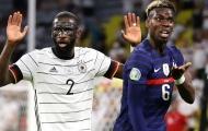 Rõ khả năng UEFA phạt Rudiger và Pogba sau trận Pháp - Đức