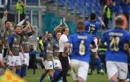 Azzurri và sự bùng nổ của bóng đá mãn nhãn